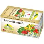 Фіточай Карпатська Лічниця 6 Заспокійливий з плодів рослин і трав в пакетиках 25х0.8г