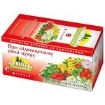 Фіточай Карпатська Лічниця 8 Для нормалізації цукру з плодів рослин і трав в пакетиках 25х0.8г