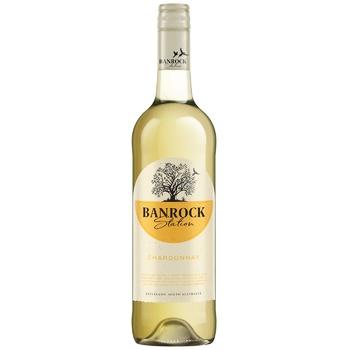 Вино Banrock Station Шардоне біле сухе 13% 0,75л