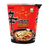 Nongshim Instant Noodle Shin Hot and Spicy Flavour 68g