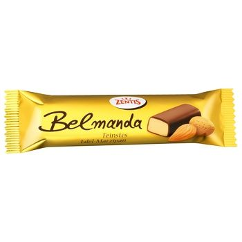 Zentis Chocolate Marzipan Bar 60g - buy, prices for Auchan - image 1