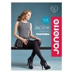 Jacline Nero Tights 60 Den Black Size 2