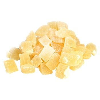 Israel Dried Pineapples Cubes