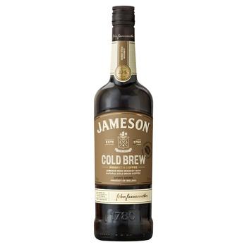 Напій алкогольний Джемесон Колд Брю 0.7л 30%