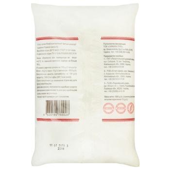 Sarkara Produkt White Сrystalline Sugar 1kg - buy, prices for CityMarket - photo 2