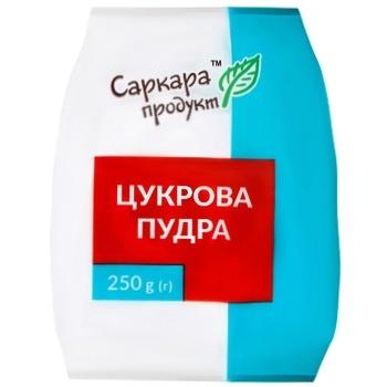 Сахарная пудра Саркара Продукт 250г
