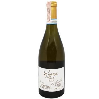 Вино Zenato Lugana Riserva Sergio белое сухое 13,5% 0,75л