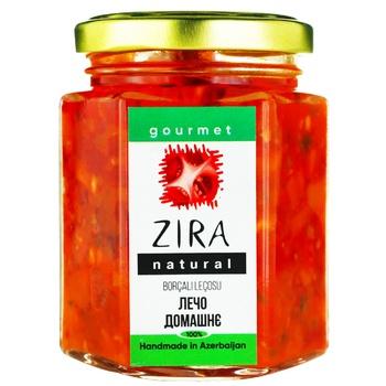 Лечо Zira Домашнее 200г - купить, цены на Novus - фото 1