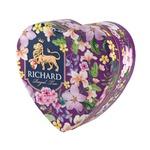 Чай чорний Richard Королівське серце ж/б 30г - купити, ціни на Метро - фото 1