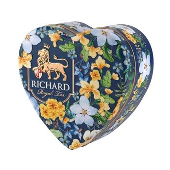 Чай чорний Richard Королівське серце ж/б 30г - купити, ціни на Метро - фото 3