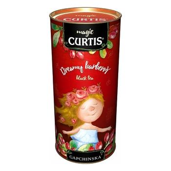 Curtis Dreamy Barberry black tea 80g - buy, prices for MegaMarket - image 1