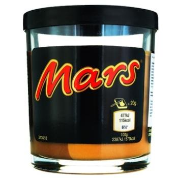Паста шоколадна Mars 200г - купити, ціни на CітіМаркет - фото 1