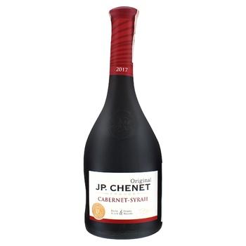 Вино J.P.Chenet Cabernet-Syrah красное сухое 13% 0,75л