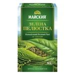 Mayskiy Green Petal Green Tea 85g - buy, prices for MegaMarket - image 1
