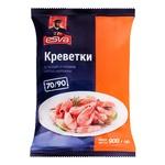 Креветка Esva варено-мороженая 70/90 900г