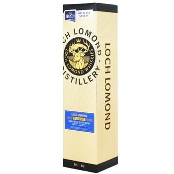 Виски Loch Lomond Classic Box 40% 0,7л