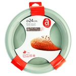 Actuel Form for Baking with Firm Edge Silicone 24cm - buy, prices for Auchan - photo 2