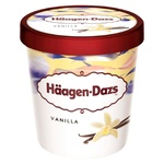 Морозиво Haagen-Dazs Ванільне 460мл