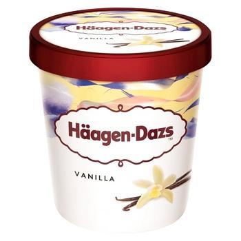 Мороженое Haagen-Dazs Ванильное 460мл