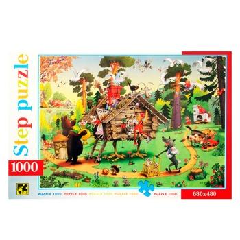 Пазлы Step Puzzle в ассортименте 1000 элементов