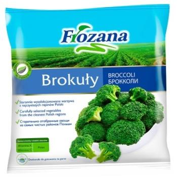 Брокколі Frozana заморожена 400г - купити, ціни на Varus - фото 1