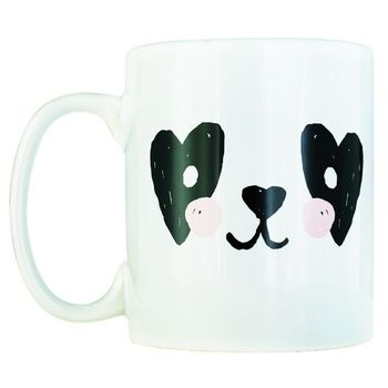 Чашка Actuel Панда керамічна 300мл - купити, ціни на Ашан - фото 1