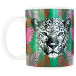 Actuel Leopard Ceramic Cup 320ml