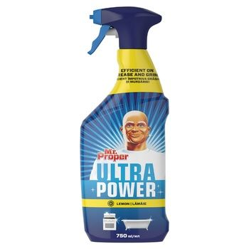 Mr. Proper Lemon Spray Universal 750ml