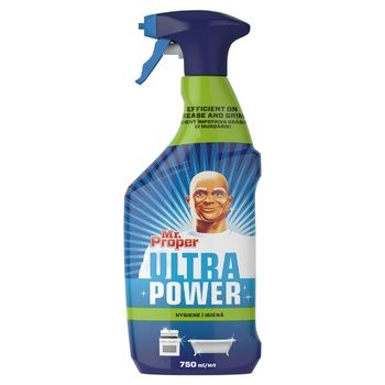 Mr. Proper Ultra Power Hygiene Spray Universal 750ml