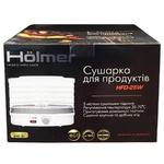 Сушилка для фруктов и овощей Holmer HFD-25W 245Вт