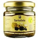 Соус из шампиньонов и оливок Zigante Tartufi с трюфелем консервированный стерилизованный 80г