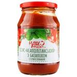 Соус томатний Наш продукт Неаполітан 460г