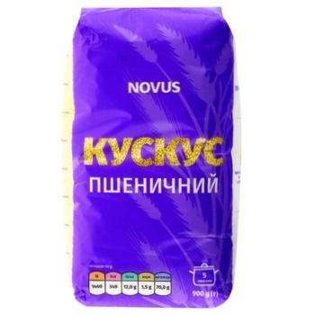 Novus Wheat Couscous 900g