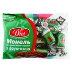 Monel With Fructose Candies 250g