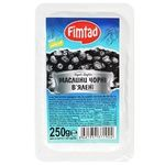 Fimtad Dried Black Olives 250g