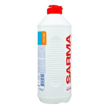 Средство для мытья посуды Sarma Актив 500мл - купить, цены на Таврия В - фото 2