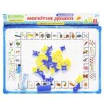 Krayina Igrashok Toy Board Bilateral blue