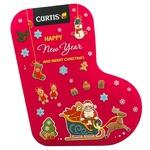 Чай черный Curtis С Новым годом и Рождеством ж/б 80г в ассортименте