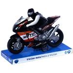 Toy Motorcycle Inertial 25cm