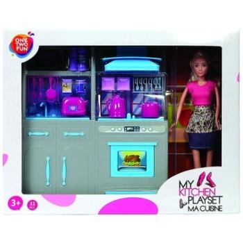 Набір One two fun Меблі для ляльки - купити, ціни на Ашан - фото 4