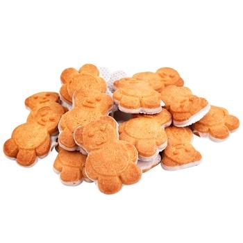 Friendy Mini Mishutka Milk Glazed Cookies 500g - buy, prices for CityMarket - photo 2