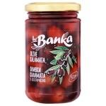 Оливки The Banka каламата с косточкой 300г