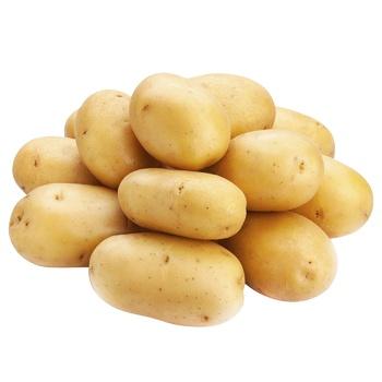 Картофель мытый весовой