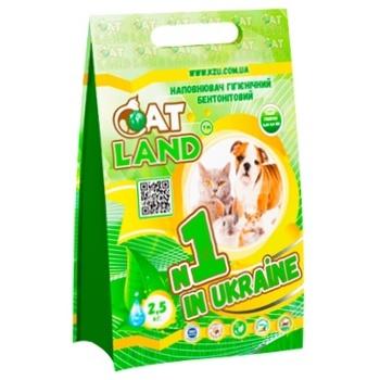 Cat Land Pets Litter 2.5kg - buy, prices for Furshet - image 1