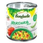 Овощная смесь Bonduelle Мексика Микс ж/б 425 мл