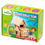 Igroteco House with Garage Constructor 75elements