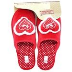 Взуття домашнє Gemelli Серце 2 жіноче