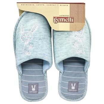 Взуття домашнє Gemelli Зайка 1 жіноче - купити, ціни на УльтраМаркет - фото 2