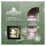 Diplomatico Reserva Exclusiva Rum + 2 Glasses 40% 0,7l