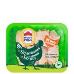 Куриное мясо голени Наша Ряба упаковка РЕТ ~ 500-650г